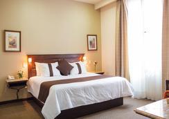 Hotel Mision Catedral Morelia - Morelia - Kamar Tidur