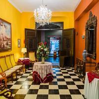 Mision Campeche America Centro Historico Dining