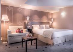 Hotel Beauchamps - Paris - Kamar Tidur