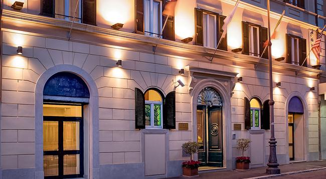 Hotel Diocleziano - Rome - Building