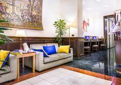 Hotel Diocleziano - Roma - Lobi