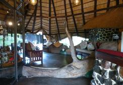 Elephant Valley Lodge - Kasane - Lobi