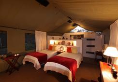Elephant Valley Lodge - Kasane - Kamar Tidur