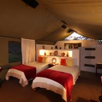 Elephant Valley Lodge Guestroom