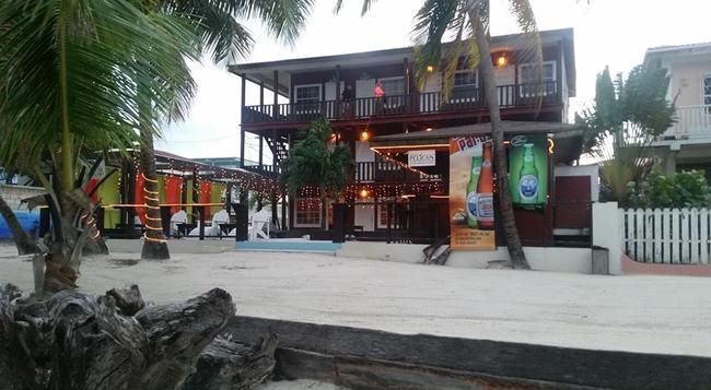Ocean Tide Beach Resort - San Pedro Town - Building