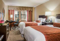 The Belvedere Hotel - New York - Kamar Tidur