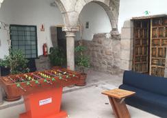 Sungate Hostel - Cuzco - Lobi