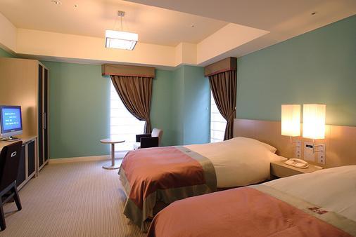 Hotel Monterey Hanzomon - Tokyo - Kamar Tidur
