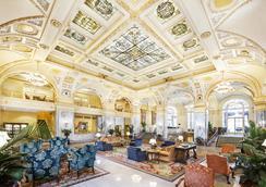The Hermitage Hotel - Nashville - Lobi