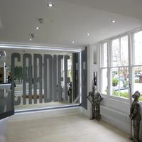 Cardiff Interior Entrance