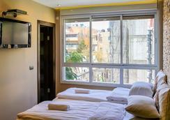 Yarden Beach Apartments - Tel Aviv - Kamar Tidur