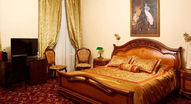 Hotel Kamergersky - Moscow - Bedroom