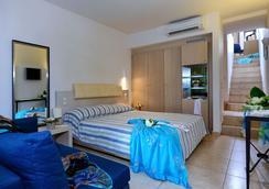 Sitia Beach City Resort & Spa - Sitia - Kamar Tidur
