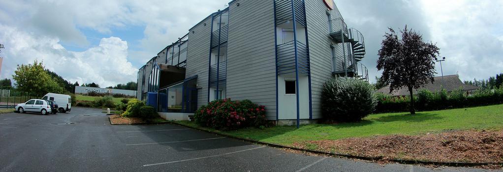 P'Tit Dej-Hotel Limoges Nord - Limoges - Building