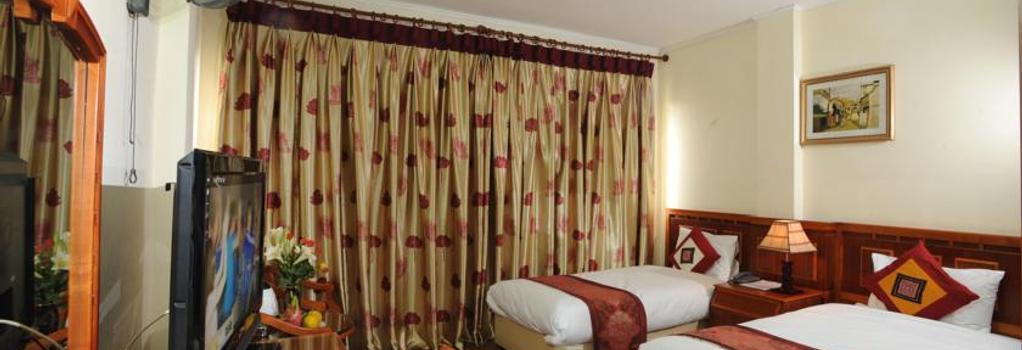 Ngoc Mai Hotel - Hanoi - Bedroom