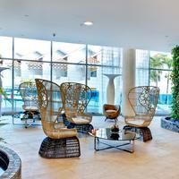 Hotel Las Americas Torre del Mar Lobby Sitting Area