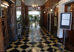 Hotel Pan American - Guatemala - Lobi