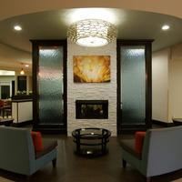 Club Hotel Nashville Inn and Suites Lobby Sitting Area