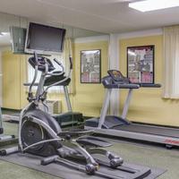 Club Hotel Nashville Inn and Suites Gym