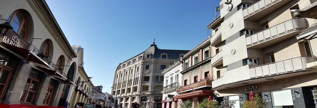 Don Boutique Hotel Montevideo - Montevideo - Building
