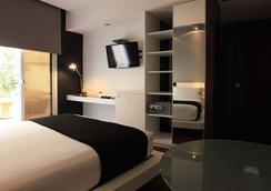 Don Boutique Hotel Montevideo - Montevideo - Kamar Tidur