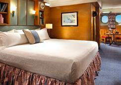 The Queen Mary - Long Beach - Kamar Tidur