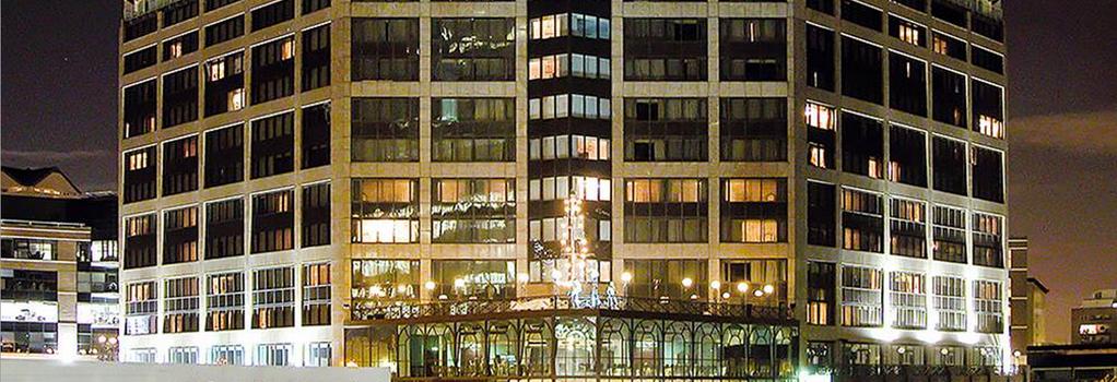 Britannia International Hotel Canary Wharf - London - Building