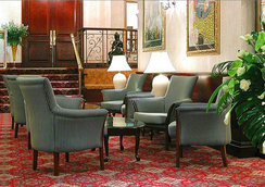 Britannia International Hotel Canary Wharf - London - Lobi