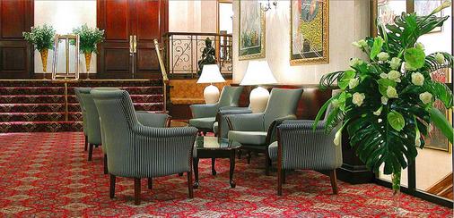 Britannia The International Hotel London, Canary Wharf - London - Lobi