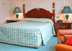 Britannia International Hotel Canary Wharf - London - Kamar Tidur