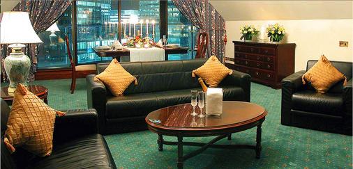 Britannia The International Hotel London, Canary Wharf - London - Ruang tamu