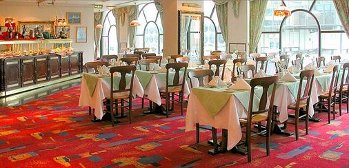 Britannia The International Hotel London, Canary Wharf - London - Restoran