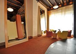Hotel Metropolis - San Francisco - Lobi
