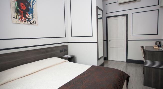 Royal Suite du Vatican - Rome - Bedroom