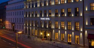 Titanic Gendarmenmarkt Berlin - Berlin - Bangunan