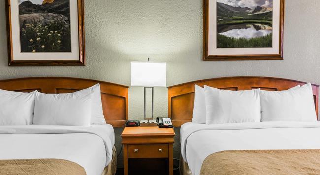 Quality Inn - Durango - Bedroom
