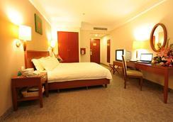 Greentree Inn Hefei Nanyuan Hotel - Hefei - Kamar Tidur