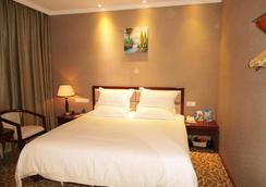 Greentree Inn Yunnan Kunming Yuantong Express Hotel - Kunming - Kamar Tidur