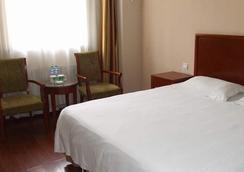 Greentree Inn Yantai Airport Road Hotel - Yantai - Kamar Tidur