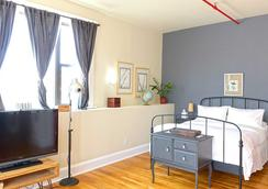 The Box House Hotel - Brooklyn - Kamar Tidur