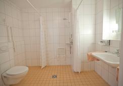 Akzent Hotel Möhringer Hof - Stuttgart - Kamar Mandi