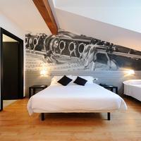 Abba Jazz Hotel Triple room