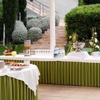 Abba Garden Exterior Meetings