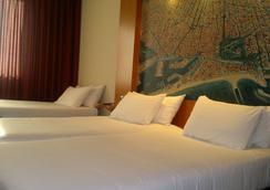 Hotel Abba Sants - Barcelona - Kamar Tidur