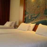 Hotel Abba Sants Guest room