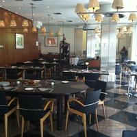Hotel Abba Sants Restaurant Amalur