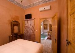 Riad Lakouas - Marrakesh - Kamar Tidur