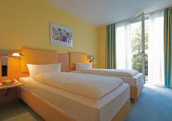 Intercityhotel Düsseldorf - Düsseldorf - Kamar Tidur