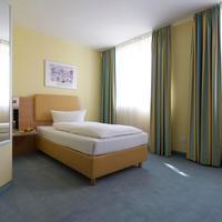 InterCityHotel Düsseldorf IntercityHotel Duesseldorf, Germany, Standard single room