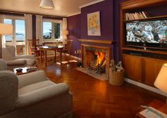 Hotel Tunquelen - San Carlos de Bariloche - Kamar Tidur